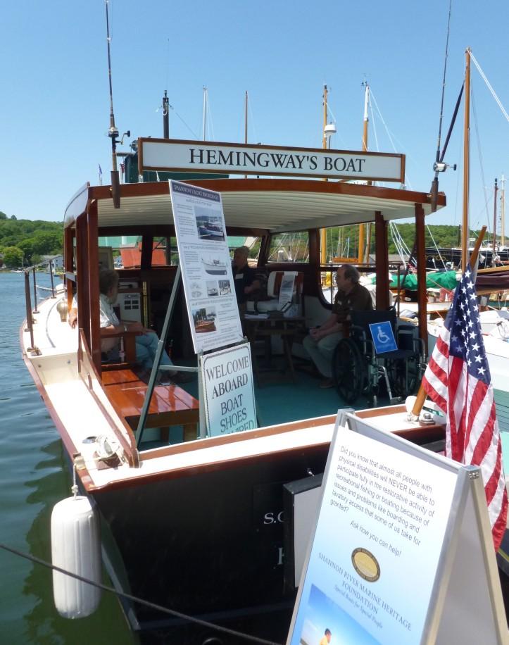 Hwmingway's Boat1
