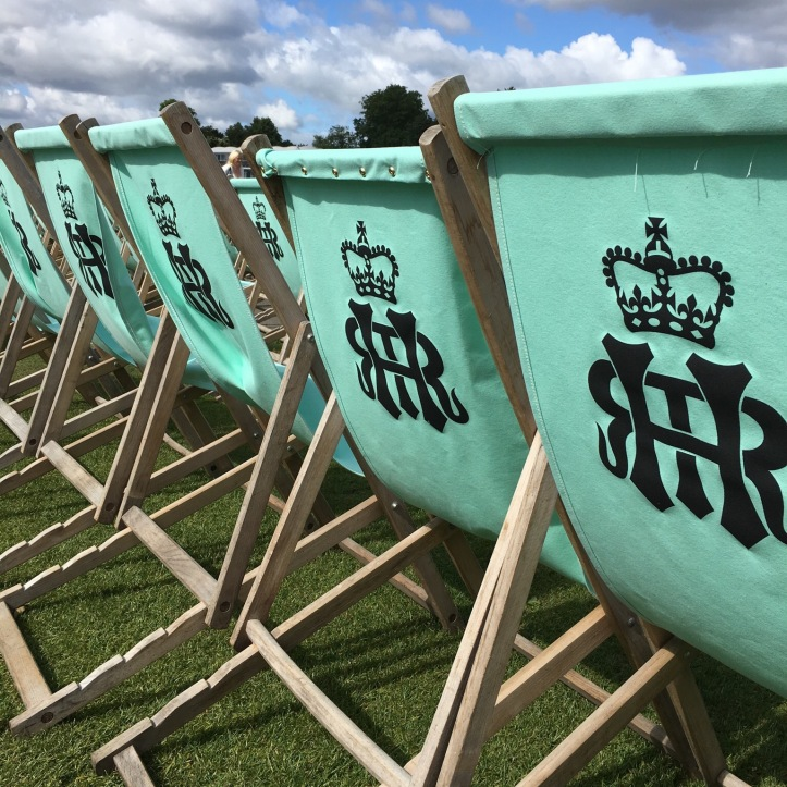 Obligatory slightly arty deckchair picture.