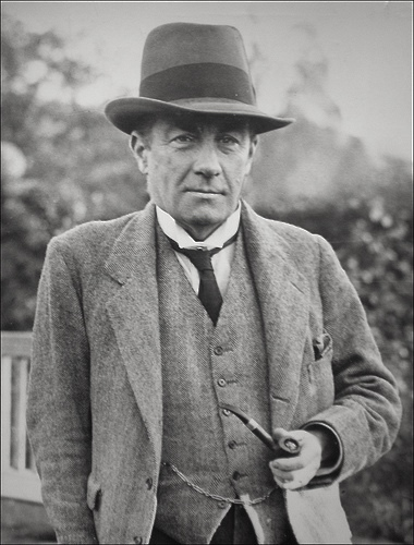Baldwin was almost a 'John Bull' personification of how the British liked to imagine themselves; solid, calm and dependable, not too clever and appearing to succeed without undue effort. At the time it was felt that these were admirable qualities, sadly lacking in most foreigners.