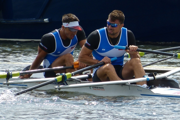 Fistravec (Bow) and Fridman (Stroke). In 2014, Dani Fridman was the first Israeli to compete at Henley.