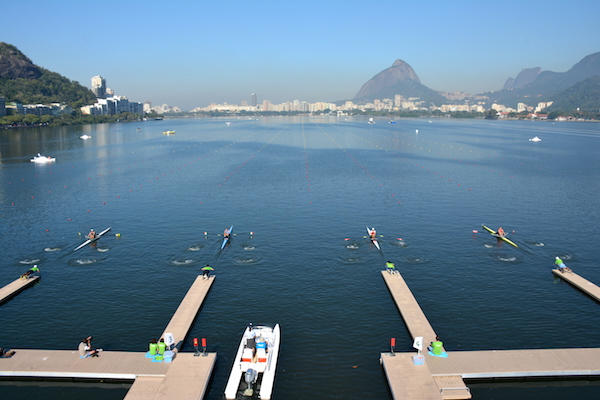 The 2015 World Junior Rowing Championships. Photo: USRowing.