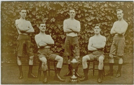 Bottomley Cup winners 1914.