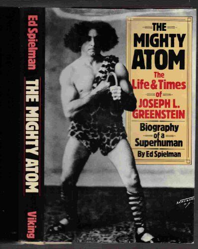Joe Greenstein's biography