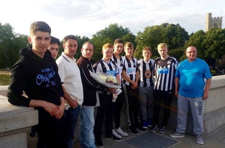 Newcastle fans1