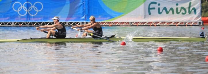 Photo: Rowing New Zealand.