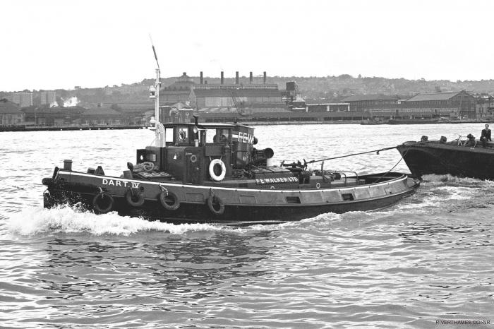 Dart III, 1955.