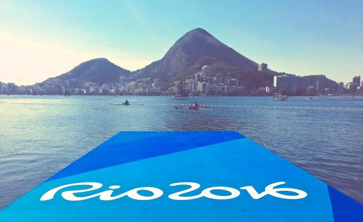 @PhelanHill, posted 2 Aug. The Rodrigo de Freitas Lagoon.