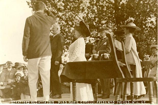 The 1912 Regatta