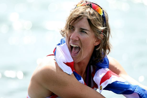 On Wednesday, Katherine Grainger received the Lifetime Achievement Award at the 2016 Team Scotland Scottish Sports Awards in Edinburgh.