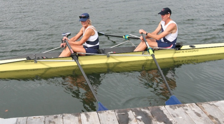 Coastweeks Regatta offers mixed doubles.
