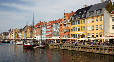 Nyhavn, 'New Harbour'