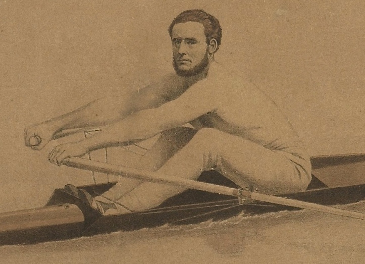 A HEALTH TO RICHARD GREEN BY COB o' CORN. In all the pride of manhood's strength, He sought Britannia's coast. To test his skill with those stout hearts, That are old England's boast. A health, a health to Richard Green, Australia's gallant son, Who has on dear 'old Father Thames,' Aquatic laurels won!