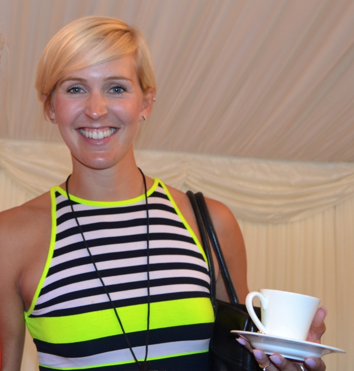 Olympic Silver Medalist 2: Vicky Thornley, who, together with Katherine Grainger, narrowly missed out on a Gold in the women's double sculls in the Rio Olympics.