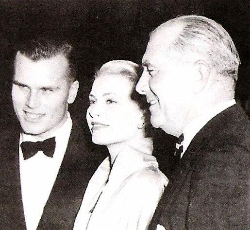 John Kelly Jr., Grace Kelly and John Kelly Sr.