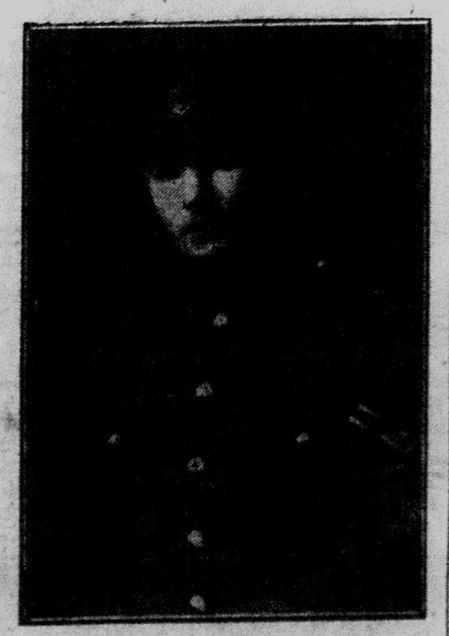 CORPORAL SAMUEL SCOTT, 36th DIVISIONAL SIGNAL COMPANY, ROYAL ENGINEERS – died 30 January 1916. Photo: Newry Recorder, February 1916.