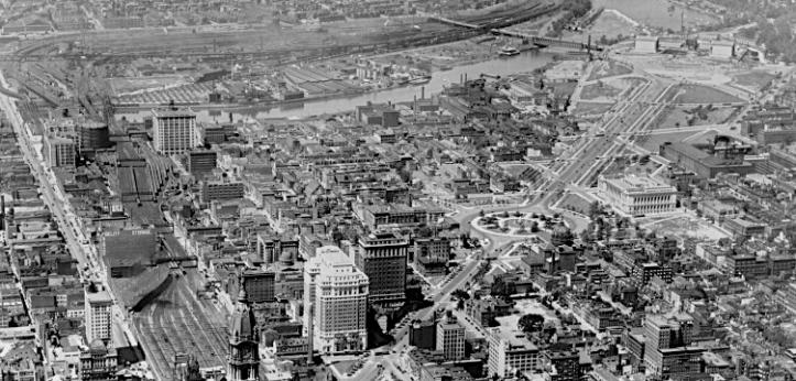 Philadelphia in 1925.
