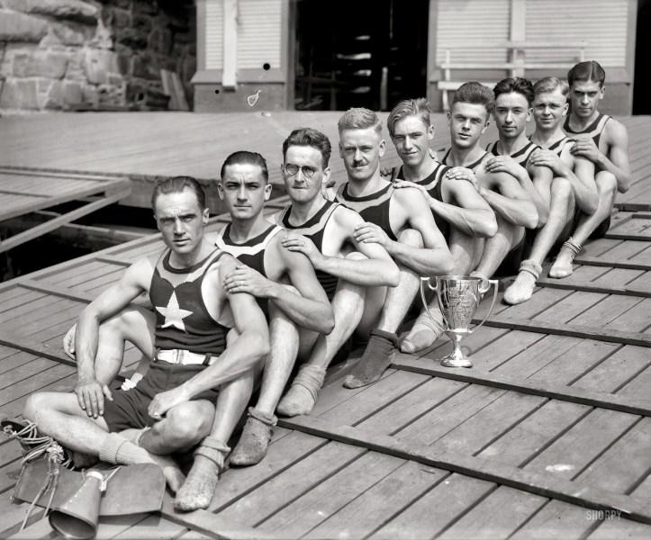 Potomac Boat Club, Washington, D.C., 1919.