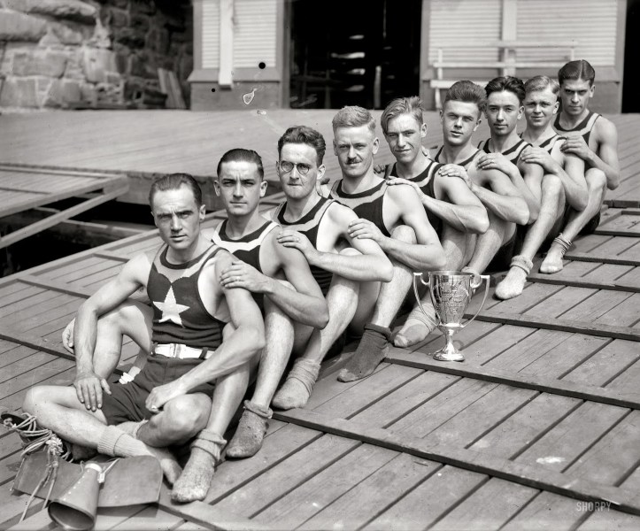 Potomac Boat Club, Washington, D.C., 1919.