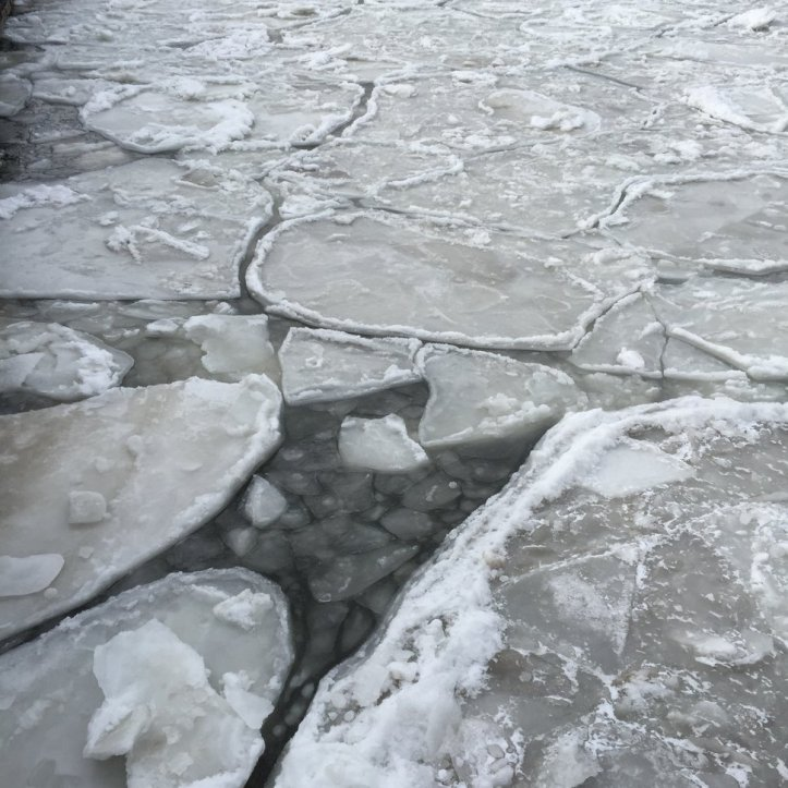 ice-river