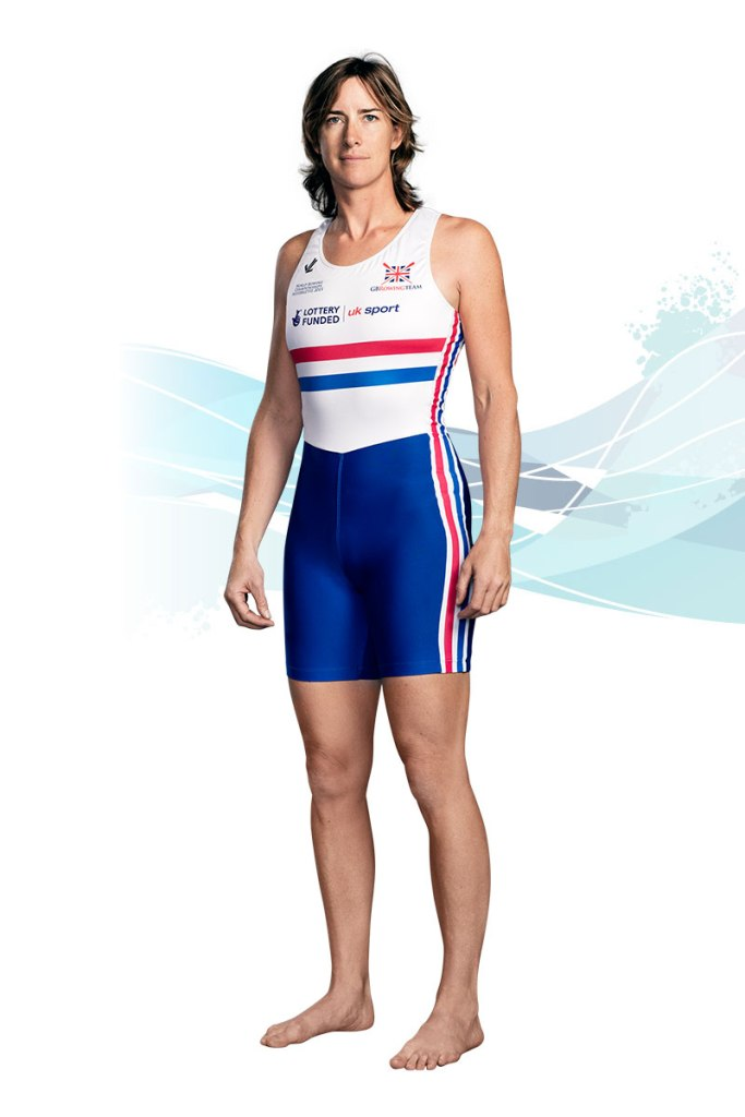 Dame Katherine Grainger. Picture: British Rowing.