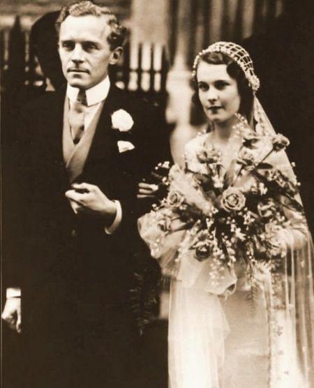 Herbert and Vivian Holman.