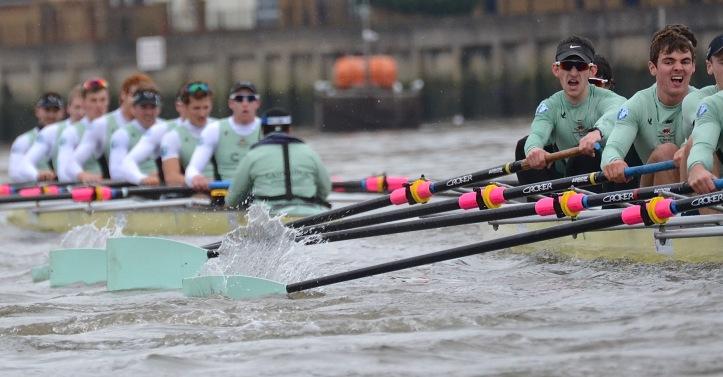 Cambridge leads Cambridge.