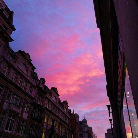 lilac-sky