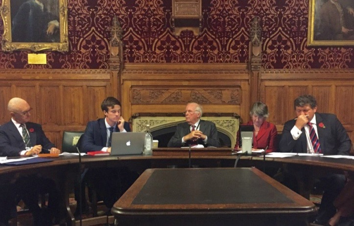 Last October, British Rowing's Chairman, Annamarie Phelps, tweeted this photograph of an All-Party Parliamentary Group on Rowing meeting at the Houses of Parliament. While the important people (Lord Thomas, Baroness Walmsley and Lord Addington) are on the right, I am amused by the fact that I seem to have 'photobombed' the picture on the left.