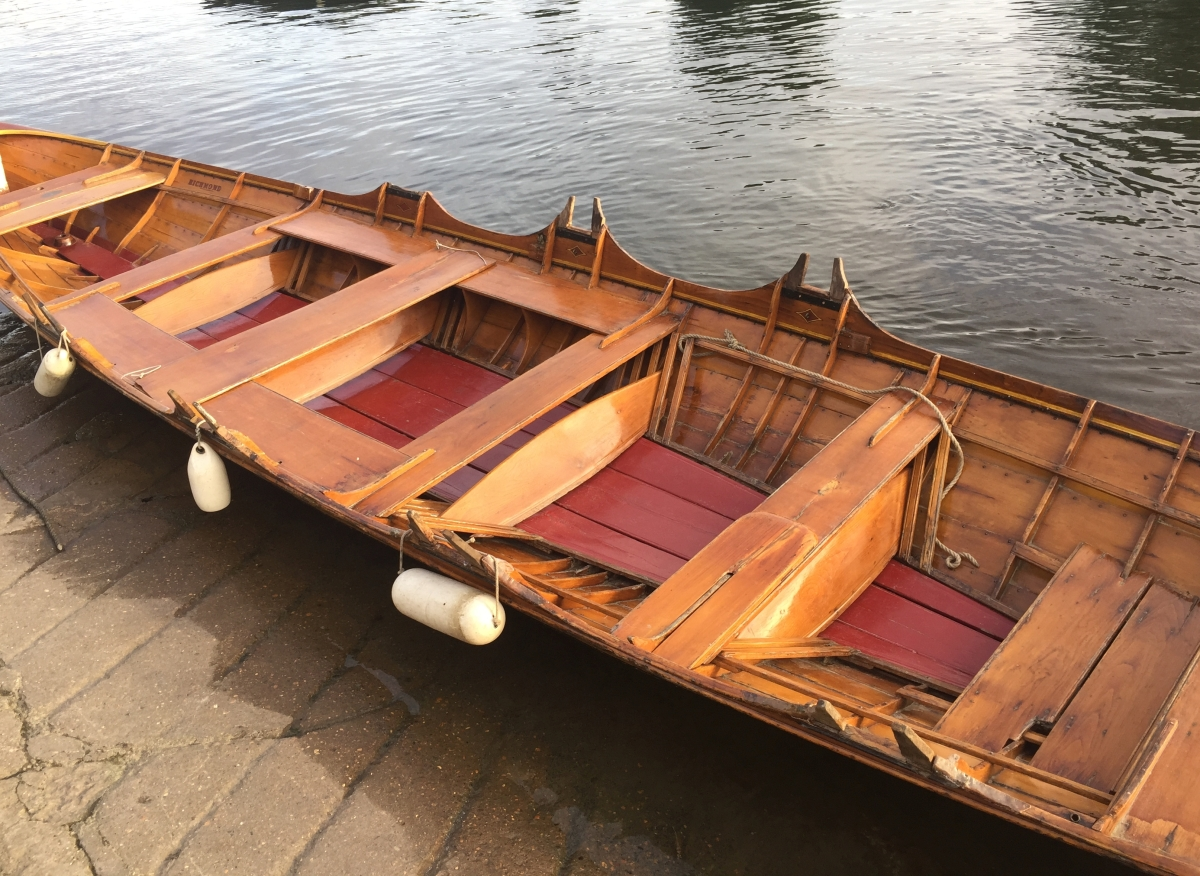 What kind of Skiff is this?