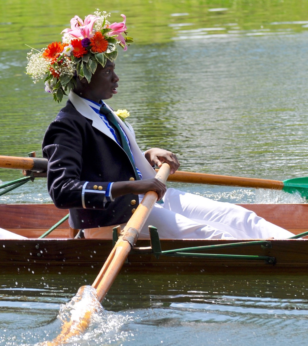 Eton's Procession of Boats: History Rows Past