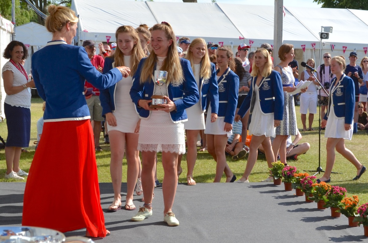 Henley Women's Regatta Results Part II: Intermediate and Junior Events