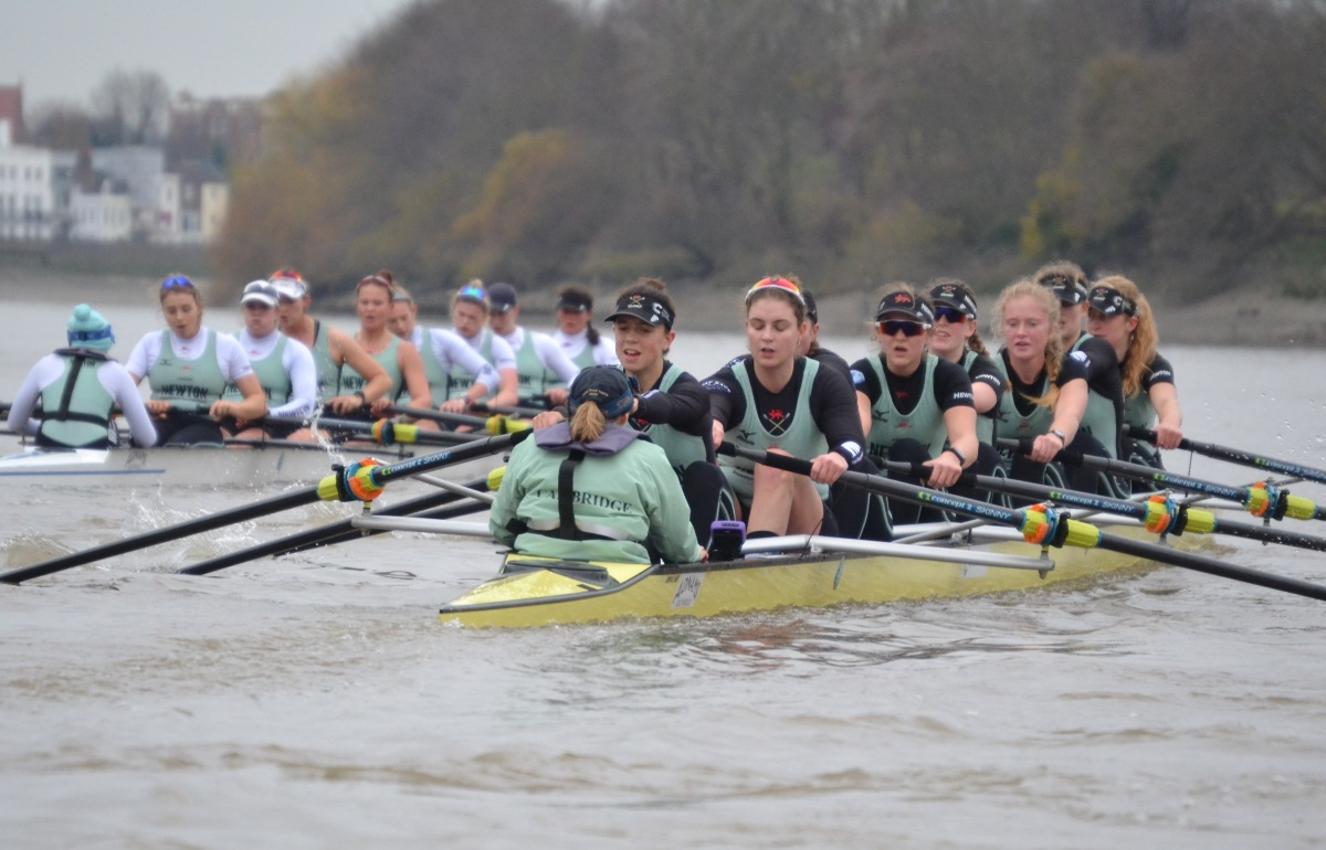 Cambridge Trial Eights