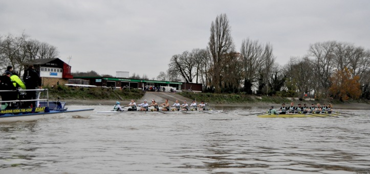 Cambridge Trial Eights - Hear The Boat Sing