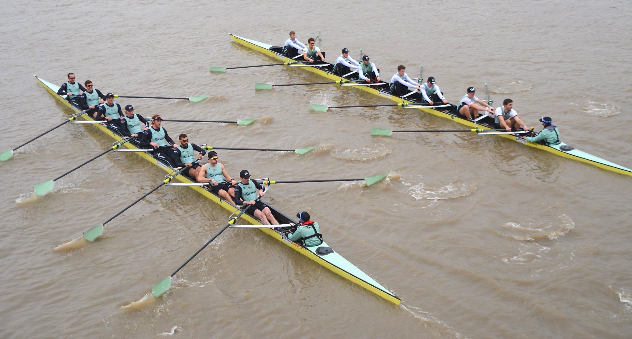The Boat Race and Tideway Week: Eat, Sleep, Row | Hear The Boat Sing
