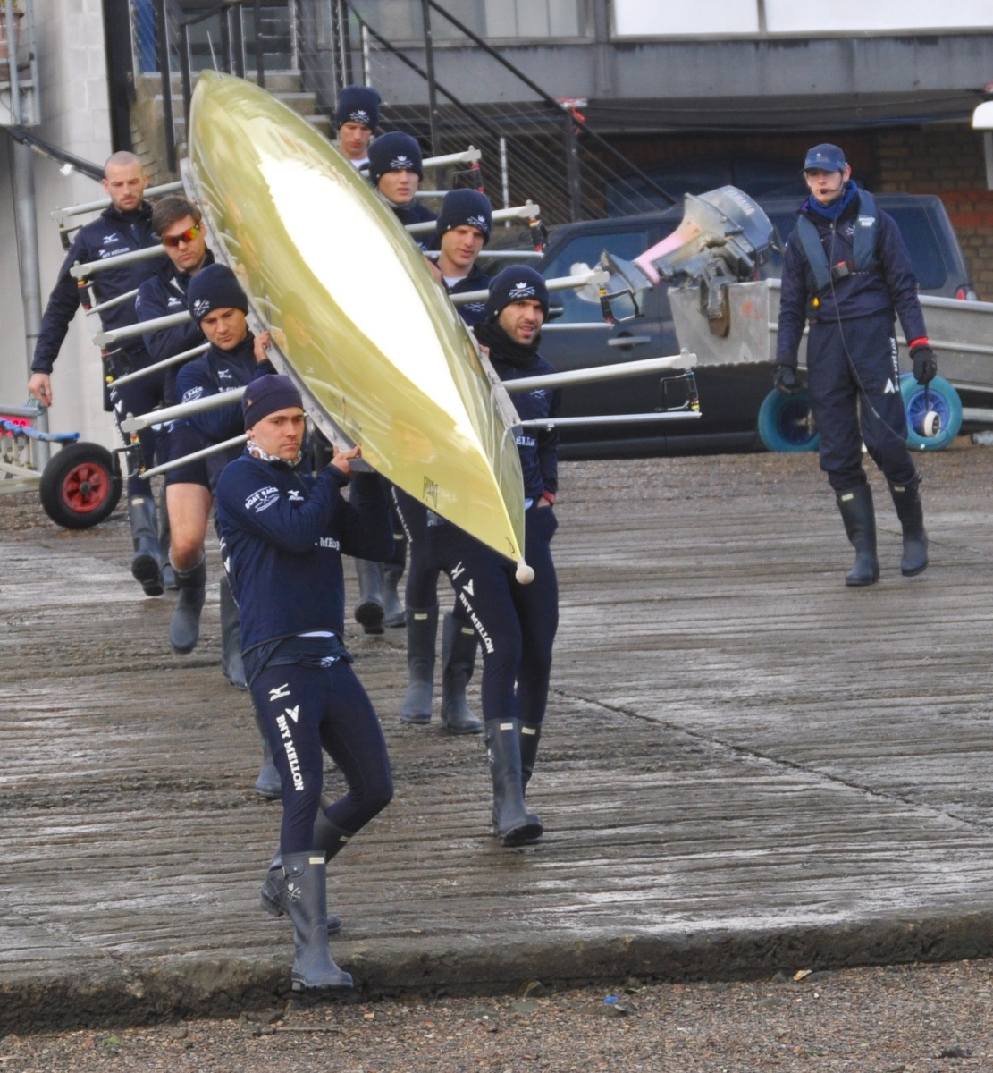 Tideway Week Tuesday: An Oxford Outing