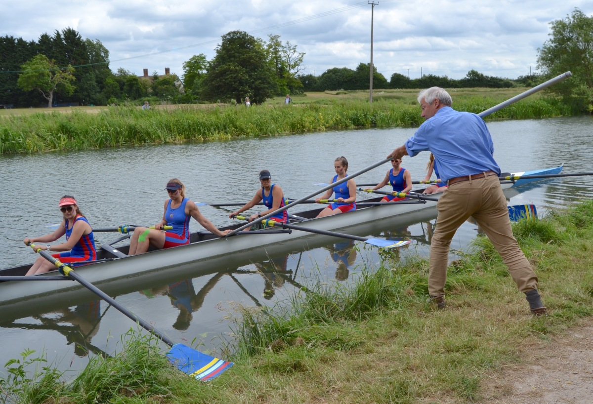 That Gut Feeling: The 2018 Cambridge University May Bumps