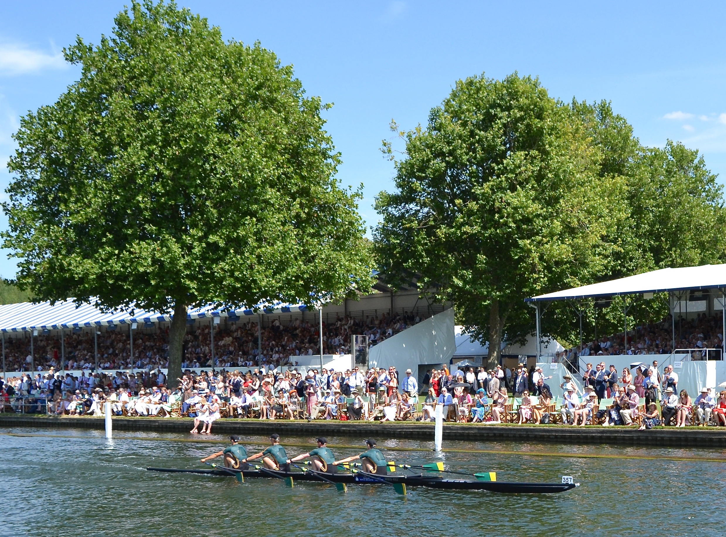 Henley Friday: Temperatures Rise, Records Fall | Hear The