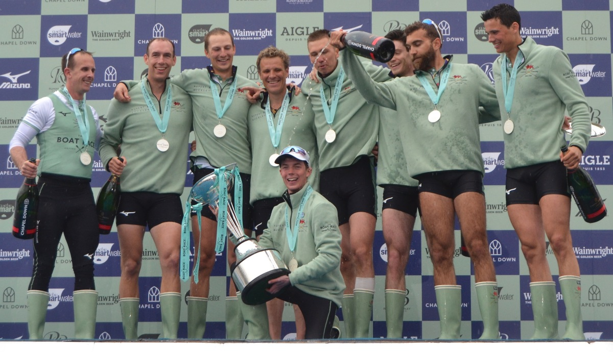 Boat Race Day 2019: Images and Impressions
